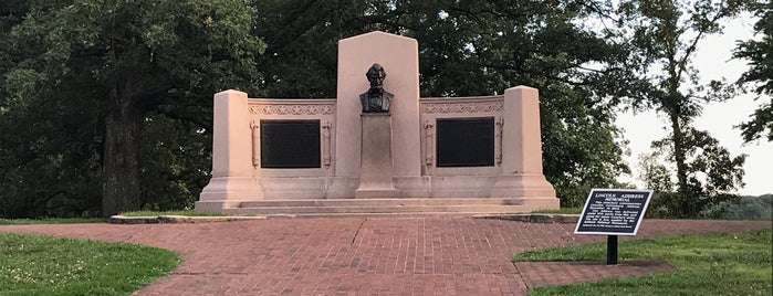 Lincoln Address Memorial is one of Mike'nin Beğendiği Mekanlar.