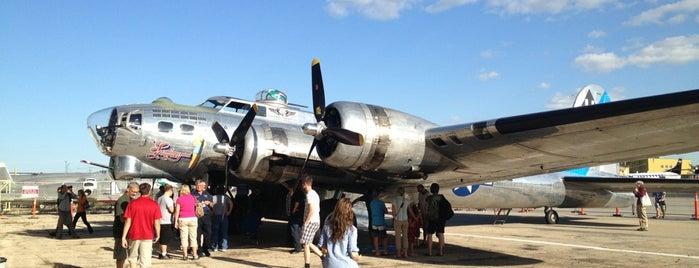 Western Canada Aviation Museum is one of Winnipeg.