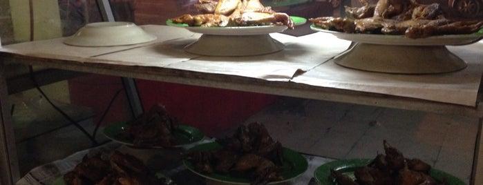 Ayam Goreng Mbok Sabar is one of Yogyakarta.