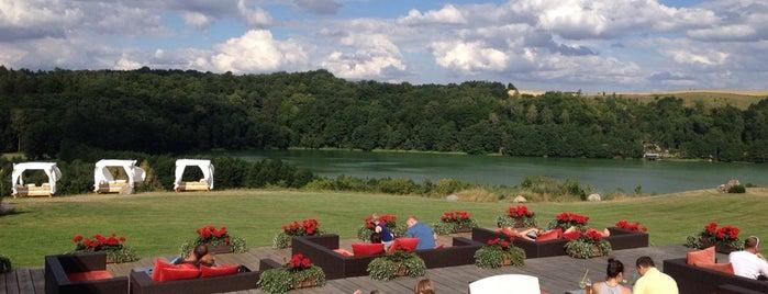 Głęboczek Vine Resort & Spa is one of Getaways in Poland.