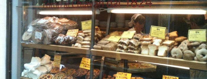Antico Forno Roscioli is one of Roma - a must! = Peter's Fav's.