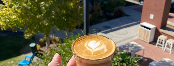 Blue Sparrow Coffee is one of Favs in Denver.