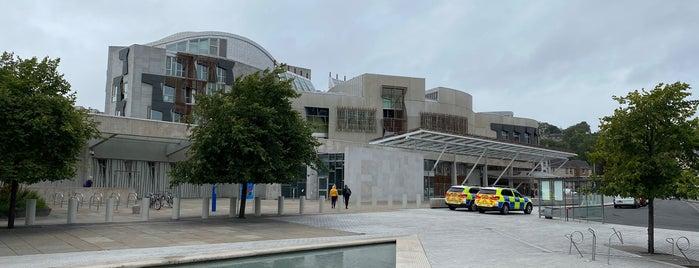 Scottish Parliament is one of Carl : понравившиеся места.