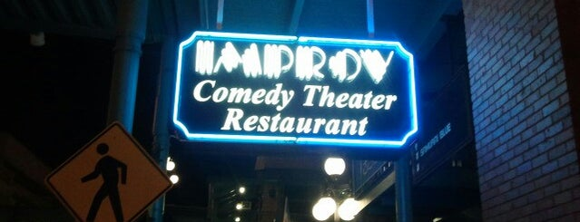 Tampa Improv is one of CC Live: Certified Clubs.