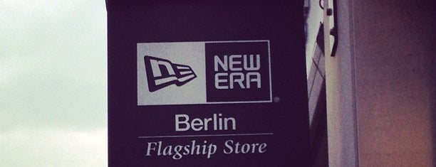 New Era Flagship Store Berlin is one of Berlin.