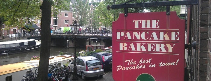 The Pancake Bakery is one of New Amsterdam.