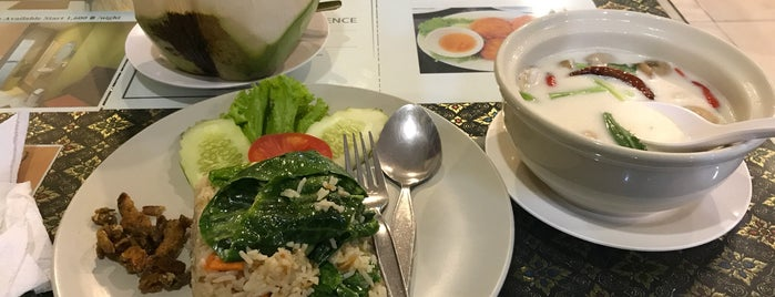 Usman Thai Muslim Food (อุสมาน) is one of Mazranさんのお気に入りスポット.
