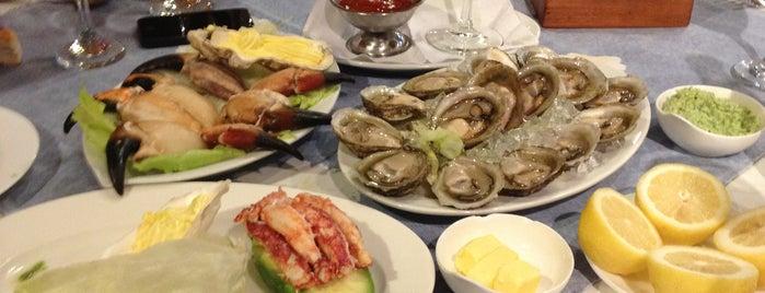 Restaurant La Olla is one of Posti che sono piaciuti a Leo.