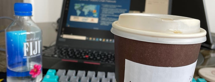 Philz Coffee is one of San Fran.