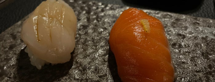 Sushi Ondo is one of Bay Area.