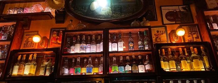 Rum House is one of Prague Bars.
