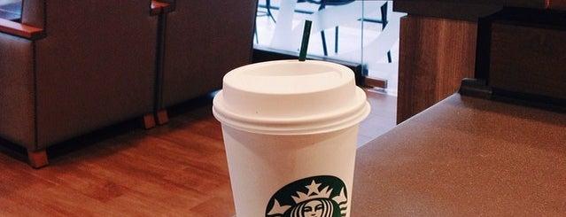 Starbucks is one of Indonesia 🇮🇩.