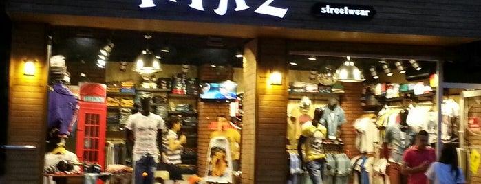 Tarz Street Wear is one of Muratさんのお気に入りスポット.