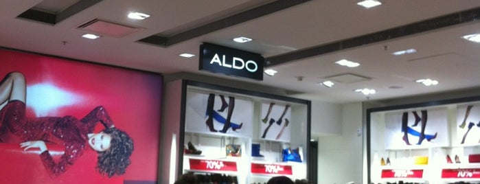 Aldo is one of Paris.