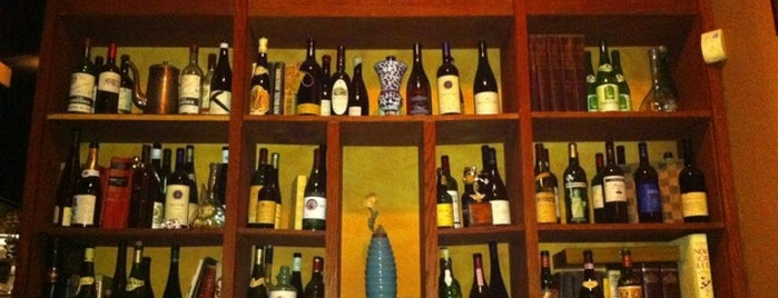 Webster's Wine Bar is one of Nightlife.