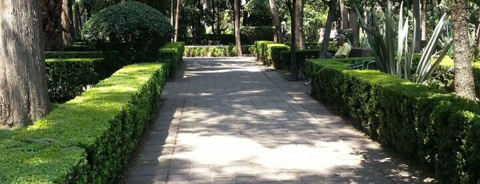 Parque de los Insurgentes is one of Locais curtidos por Fernanda.