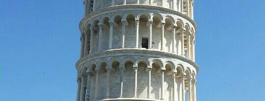 Torre de Pisa is one of 建築マップ ヨーロッパ.