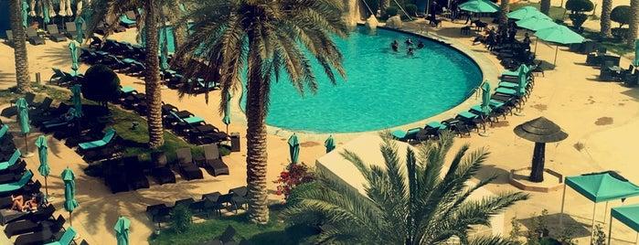 Tagine Café-The Palms Hotel is one of Orte, die AMMAR 👑 gefallen.