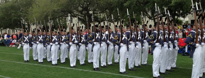 The Citadel is one of SC.
