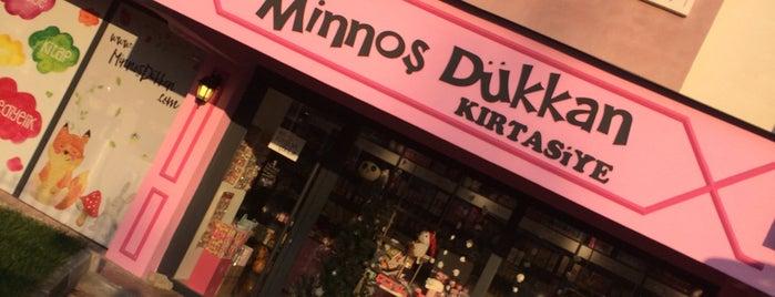 Minnoş Dükkan Kırtasiye is one of Lieux qui ont plu à Lale.