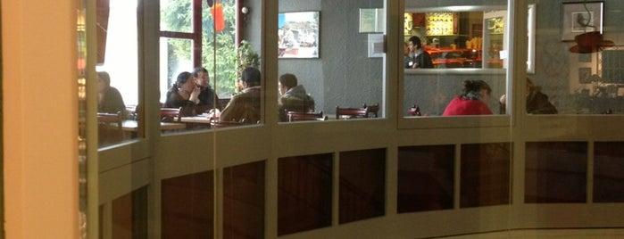La Turka Kebab is one of สถานที่ที่ Andrey ถูกใจ.