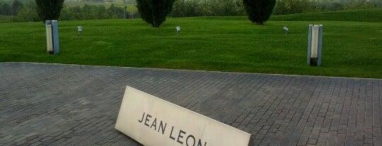 Jean Leon Vineyard is one of สถานที่ที่บันทึกไว้ของ Antonio.
