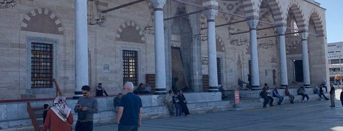 Mevlana Türbesi is one of สถานที่ที่ Mahmut Enes ถูกใจ.