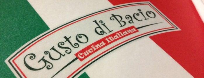 Gusto Di Bacio Cucina Italiana is one of Resto.