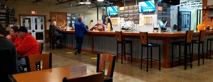 13 Below Brewery is one of Cincinnati 2019.
