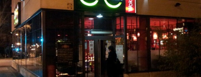 Restaurante Chin Chin is one of Comer en Madrid.
