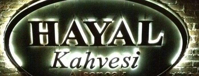 Hayal Kahvesi is one of Ersel'in Beğendiği Mekanlar.