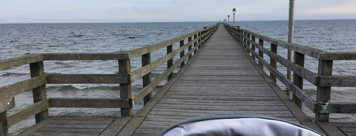 Seebrücke Lubmin is one of Oostzeekust 🇩🇪.