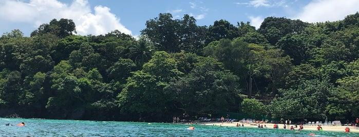 Banana Beach | Hey Island is one of TH-Phuket Places.
