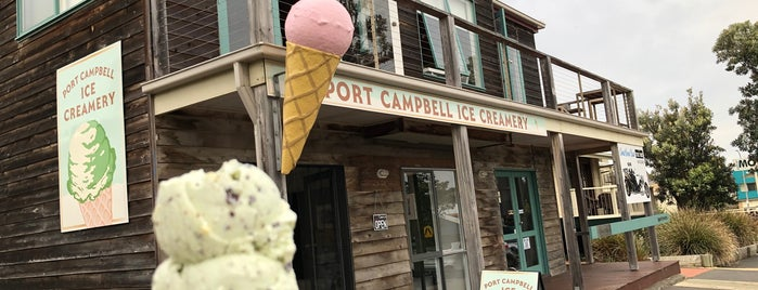 Timboon Ice Creamery is one of Australia.