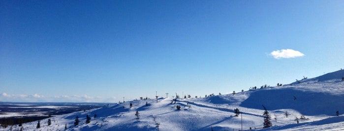 Levin Etelärinteet is one of Finland فنلندا.