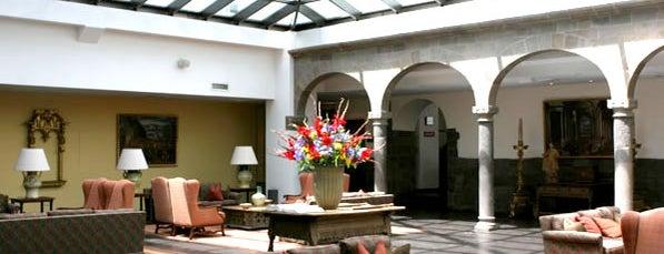 Hotel Libertador Palacio del Inka is one of Lieux qui ont plu à Guy.