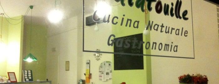 Ratatouille is one of Vegan eats in Parma.
