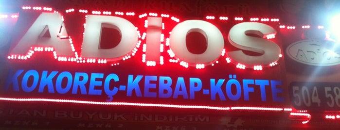 Adios Kokoreç is one of Istanbul.