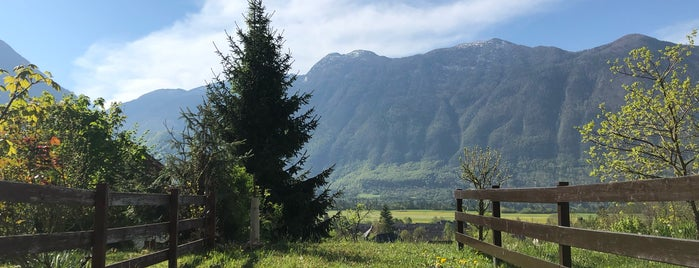 Bovec is one of Slovénie.