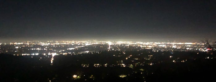 Mulholland Scenic Overlook is one of Bruno goes to California.