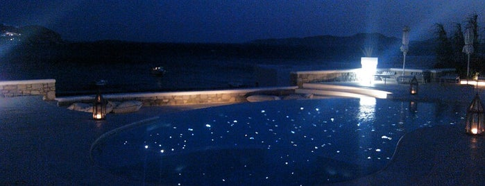 Delight Boutique Hotel is one of Mykonos.
