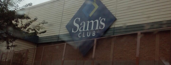 Sam's Club is one of Locais curtidos por Ciça.