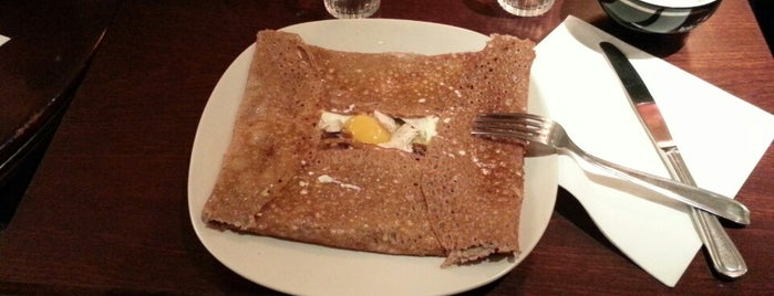 Crêpe Avenue is one of melanie 님이 좋아한 장소.
