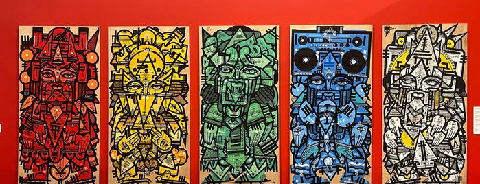 Museum of Graffiti is one of Miami.