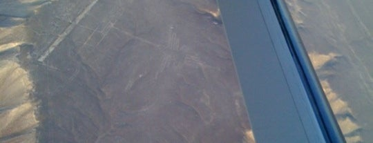 Wild Nazca Lines is one of America - Place.