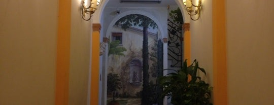 Albergo Drapperie is one of Bologna.