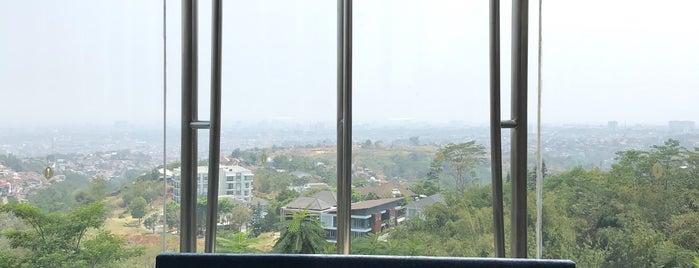InterContinental Bandung Dago Pakar is one of Safira 님이 저장한 장소.