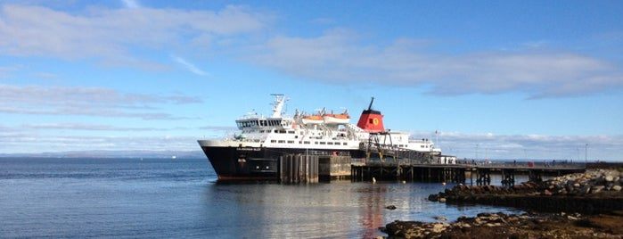 Brodick Ferry Terminal is one of Hemeraさんのお気に入りスポット.