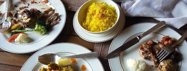 Mezlai Emirati Restaurant is one of AbuDhabi.Food.2.