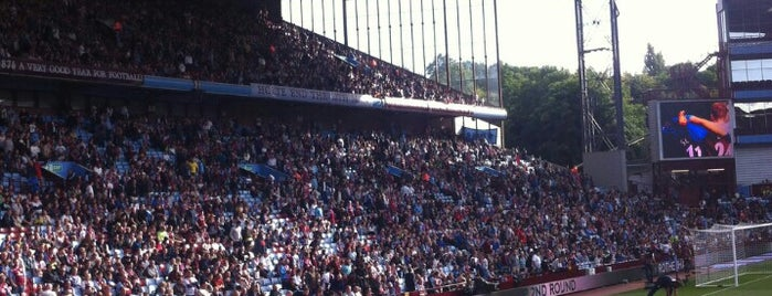 Villa Park is one of Big Matchs's Today!.